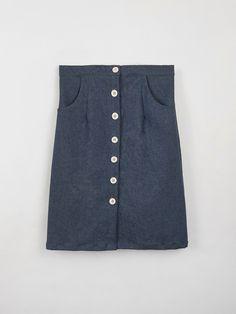 Spring Summer collection Diario de una Couturier #diariodeunacouturier #springsummer2015 #fashion  http://diariodeunacouturier.bigcartel.com/product/patma-skirt