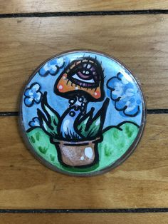 Trippy Cat, Psychedelic Drawings, Paint Pens, Ink Art, Medium Art, Artist Art, Hand Painted, Clay Ideas, Artwork