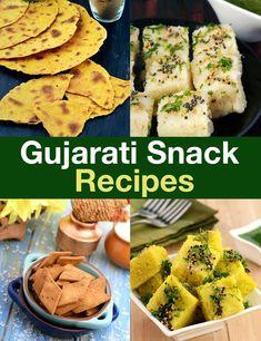 Gujarati Cuisine, Gujarati Recipes, Indian Food Recipes, Gujarati Food, Dry Snacks, Snacks Recipes, Cooking Recipes, Yummy Snacks, Recipes Dinner
