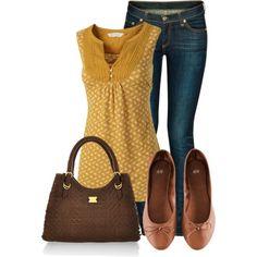 Yellow Tunic