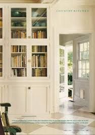 Image result for built in cabinets with glass doors