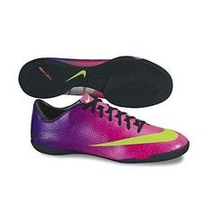 0629d61c9 Nike Mercurial Victory IV IC Fire Berry Pure P on Sale Adidas Indoor Soccer  Shoes