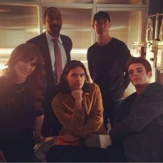 This is the real cast of The Flash