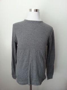#ebay men cloth Perry Ellis Portfolio Men Size M Gray Thermal Underware Top Long Sleeve PerryEllis withing our EBAY store at  http://stores.ebay.com/esquirestore