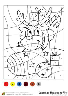 Home Decorating Style 2020 for Coloriage Magique Facile Noel, you can see Coloriage Magique Facile Noel and more pictures for Home Interior Designing 2020 14640 at SuperColoriage. Christmas Color By Number, Christmas Colors, Kids Christmas, Christmas Crafts, Christmas Worksheets, Free Christmas Printables, Christmas Activities, Colouring Pages, Printable Coloring Pages