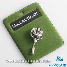 MacLachlan Clan Cres