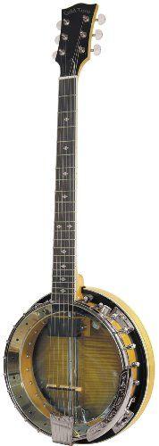 Gold Tone GT-750/L Banjitar Deluxe Banjo (Left « StoreBreak.com – Away from the busy stores
