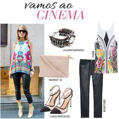 Compre moda com conteúdo, www.oqvestir.com.br #Fashion #JulianaManzini #Farm #LuizaBarcelos #Bobstore #Market33 #Pretty #Summer #Look #Print