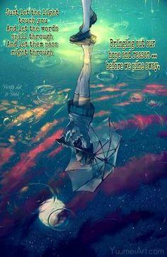 yuumei-art: Art - Rain It's the rainy season again~I always loved the reflection of the sky against the wet pavement. It feels so nostalgic for some reason. Tokyo Anime, Manga Art, Anime Art, Yuumei Art, Anime Body, Anime Pokemon, Anime Plus, Inspiration Art, Travel Inspiration