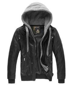 Men's Fashion Spring-Summer Light Leather Jackets Removable Hood Mr. WantDo http://www.amazon.com/dp/B00K782UU8/ref=cm_sw_r_pi_dp_NZGiub0V4EWEV