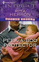Peek-a-boo Protector by Rita Herron - FictionDB Peek A Boos, Cover Art, Author, History, Books, Cards, Movies, Movie Posters, Historia
