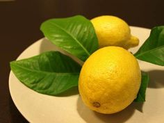 Health Benefits of Lemon. I literally just got done scrubbing my underarm with a paste of lemon. Love it!