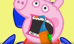 """يوتيوب يحظر مشاهدة الفيديوهات الجنسية """"بيبا بيغ"""" على الأطفال"""