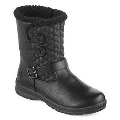 a0e9bf857312 Winter Boots Women s Boots for Shoes - JCPenney