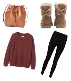 """""""Untitled #52"""" by emilyrose108 on Polyvore featuring Sole Society, UGG, Boohoo and Toast"""