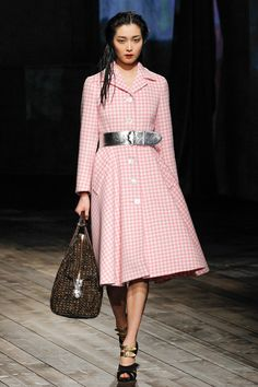 Prada ready to wear fall 2013