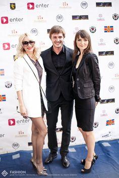 Наряды гостей на премьере молдавского фильма «Охотник»