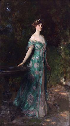 John Singer Sargent Portrait of Millicent Leveson-Gower 1904
