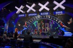 """A """"Flawless"""" performance during Britain's Got Talent semi-final by Face Team"""