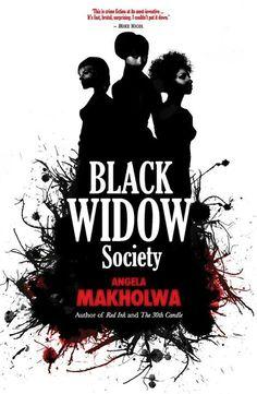 South African writer Angela Makholwa's latest work Black Window Society.
