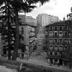 calle segovia 1950