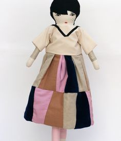 Lumi doll #160 - love the skirt!