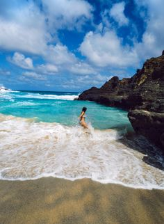 Halona Beach Cove - The Best Hikes in Oahu, Hawaii