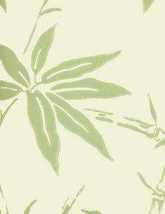 Bamboo wallpaper from GP & J Baker