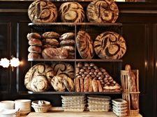 Source: caprice holdings via bloomberg bread display, bakery display, artis Best Bakery, Bakery Cafe, Cafe Restaurant, Bakery Shops, Restaurant Ideas, Bread Display, Bakery Display, Bread Shop, French Bakery