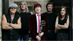 AC/DC's Angus Young and Cliff Williams offers some candid comments about drummer Phil Rudd. Bon Scott, Brian Johnson, Angus Young, Joe Satriani, Hard Rock, Michael Schumacher, Blues Rock, Acdc Back In Black, Stevie Young
