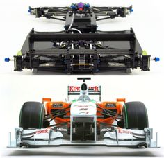 3D printing technology adopted by Sahara Force India Formula-1 team for next level car development in Motorsports   May  2013
