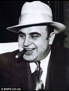 Jay Gatsby Is Like Al Capone Both Came From Nothing And