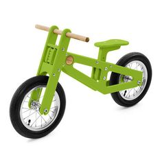 Ride-on toys for kids: Bennett Balance Bikes from Heritage Bicycles