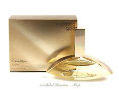 Calvin Klein CK Euphoria Gold EdP 100 ml Woman Limited Edition NEU & OVP!