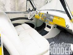 1952 Chevrolet Hardtop Interior