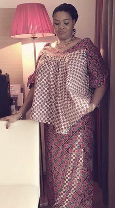 Geek Life - focus on geek life Latest African Fashion Dresses, African Print Dresses, African Dresses For Women, African Print Fashion, Africa Fashion, African Wear, African Attire, African Women, Couture