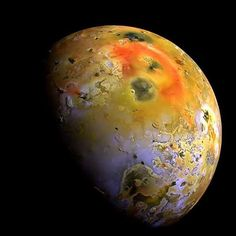 provocative-planet-pics-please.tumblr.com This is Io  One of Jupiters currently known 67 moons