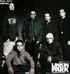 Linkin Park early days Band pic