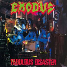 The 20 great riffs from 20 various thrash metal bands. Best of the best IMO! Enjoy Tracklist: Exodus - The Toxic. Thrash Metal, Fallout, Hard Rock, Metal Horns, Classic Video, Metal Albums, Gif Of The Day, Music Albums, Metalhead