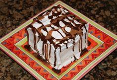 DIY ice cream cake #Recipe #Delicious #Easy #yummy