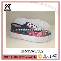 0fc32a156ada SR-15WC393 Stylish fashion ladies canvas high heel shoes shoes women  fashion 2015 white canvas