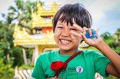 Gentes del mundo: retratos de Myanmar (I)