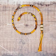 Yellow hair accessory Boho hair jewelry Plait-in hair wraps Bohemian hair Clip in braids Festival hair Hippie hair wrap SUNFLOWER Plaits Hairstyles, Bohemian Hairstyles, Loose Hairstyles, Bohemian Braids, Festival Braid, Boho Makeup, Hair Makeup, Bohemian Hair Accessories, Hippie Hair