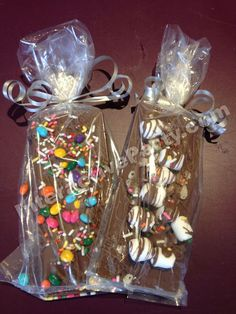 Make Your Own Chocolate Candy Bars Favors from Interactive Entertainment Group. View 4 Ideas for A Sweet & Memorable Exit Treat (Wedding & Bar / Bat Mitzvah Ideas) -  mazelmoments.com