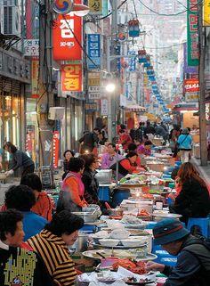 Moveable Feast, Seoul, Korea
