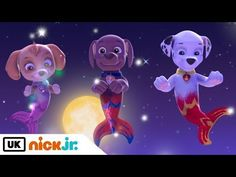 Sid Swashbuckle has set sail, and he's sending his shipmate Arrby to steal magic pearls from the mer-pups! For more Nick Jr. activities and games visit : htt. Paw Patrol Movie, Los Paw Patrol, Paw Patrol Pups, Frozen Sisters, Mermaid Tale, Nick Jr, Gossip Girl, Girl Room, Animal Rescue