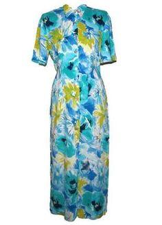Compra mi artículo en #vinted http://www.vinted.es/ropa-de-mujer/vestidos-largos/321590-vestido-vintage-largo-floral