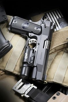 Nighthawk 1911 predator  This gun is insanely amazing
