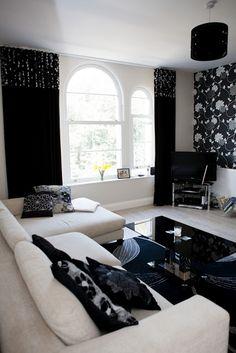 Before & after: modern 2 bed apartment    www.homerestyler.co.uk  http://homerestyleruk.blogspot.co.uk
