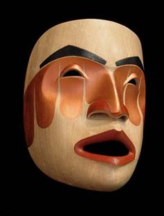 David Boxley - Tsimshian Masks Carvings Gallery